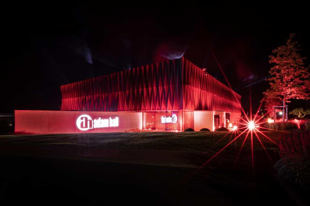 evento Night of Light Alerta roja