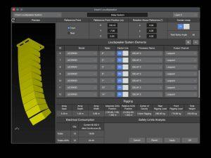 herramienta de diseño de sistemas de sonido MAPP 3D