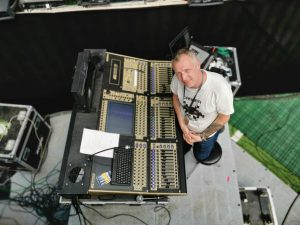 Técnico de monitores