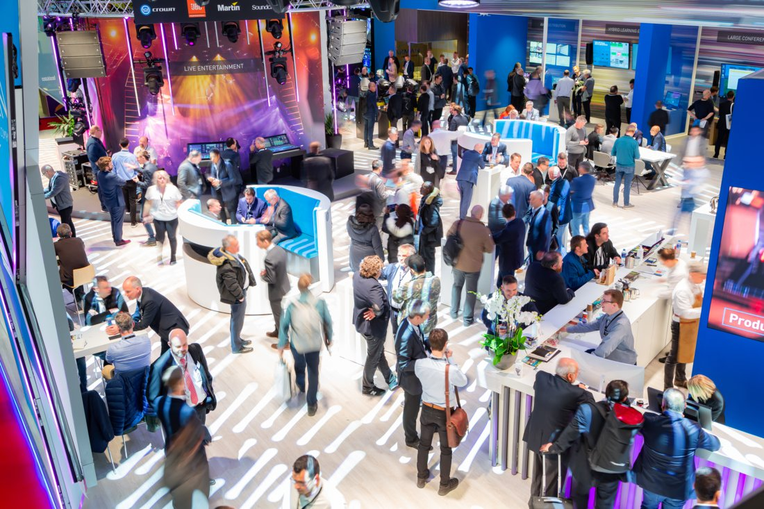 Integrated Systems Events ISE