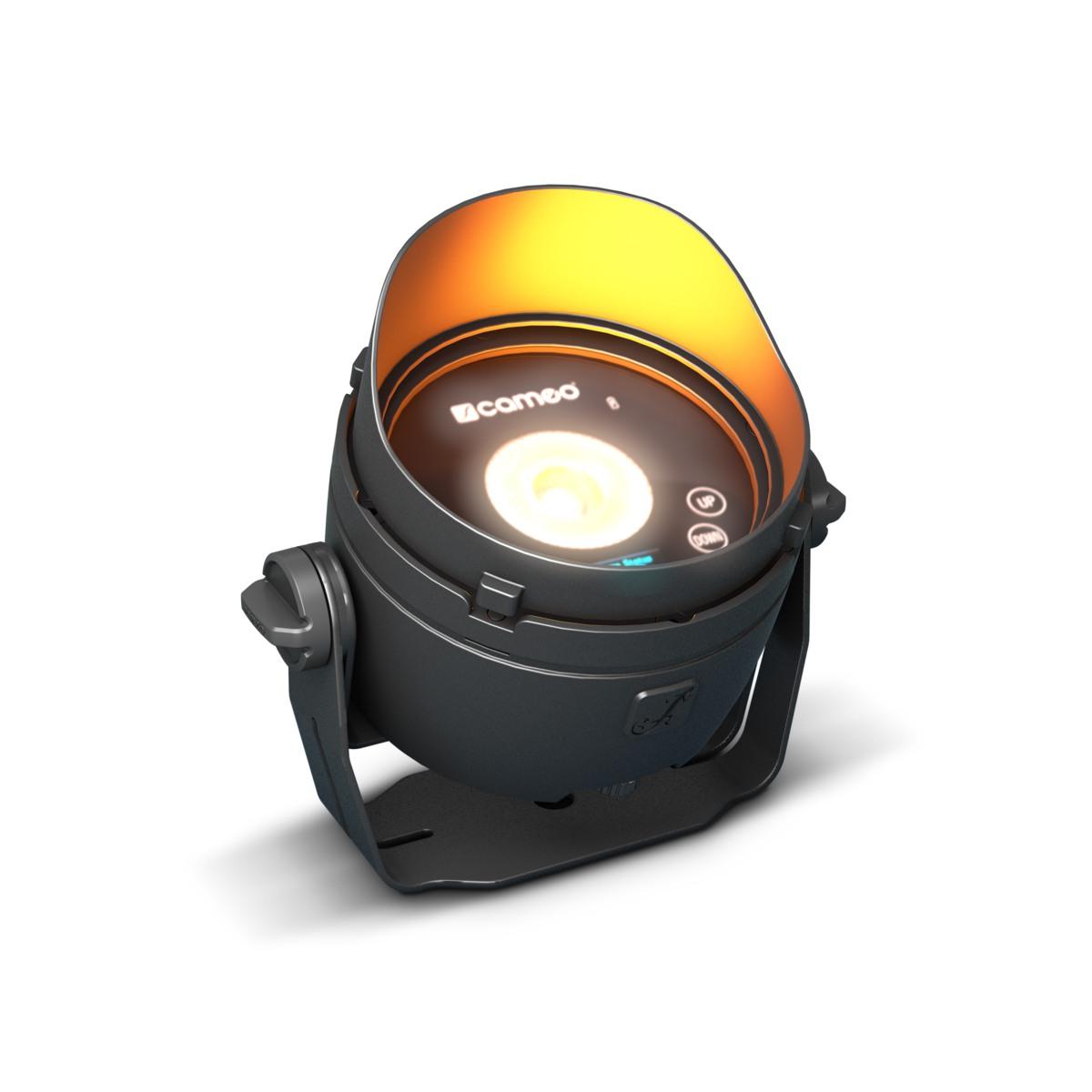 minifocos portatiles para exteriores con bateria y de luz vertical