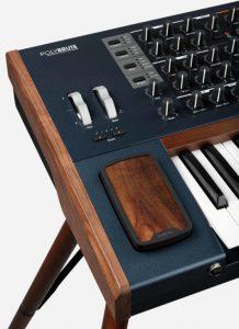 Sintetizador analógico de 6 voces PolyBrute de Arturia