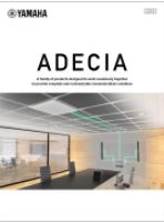 Soluciones de audio inteligentes para conferencias y colaboración ADECIA