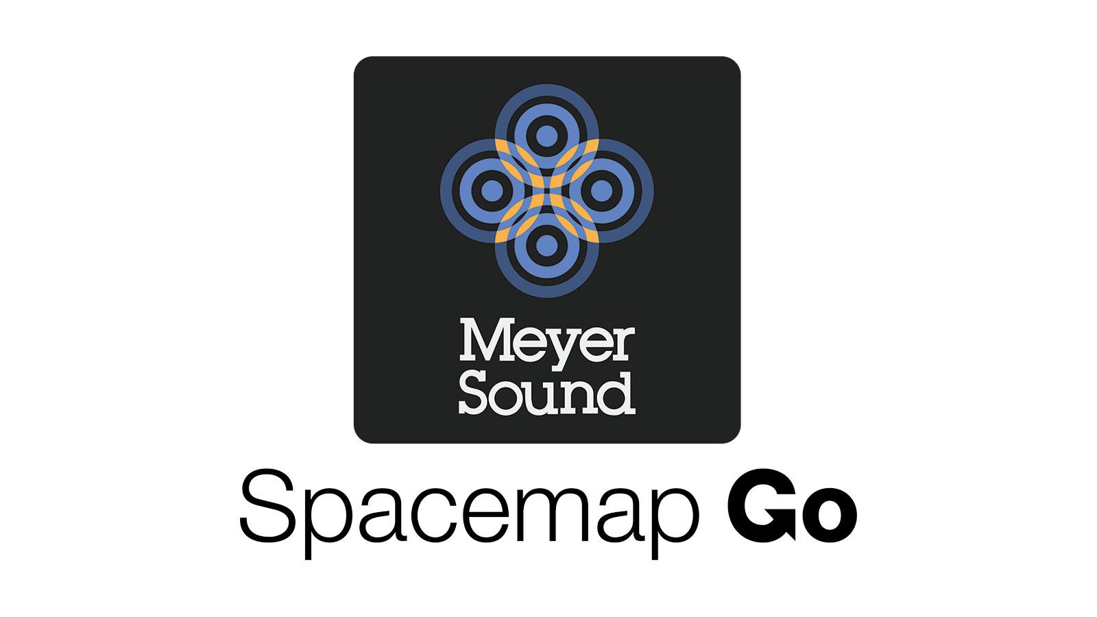 Aplicación Spacemap Go de Meyer Sound