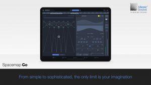 Aplicación Spacemap Go de Meyer Sound 2