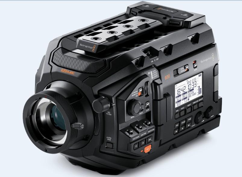 cámaras URSA Mini Pro 4.6K G2