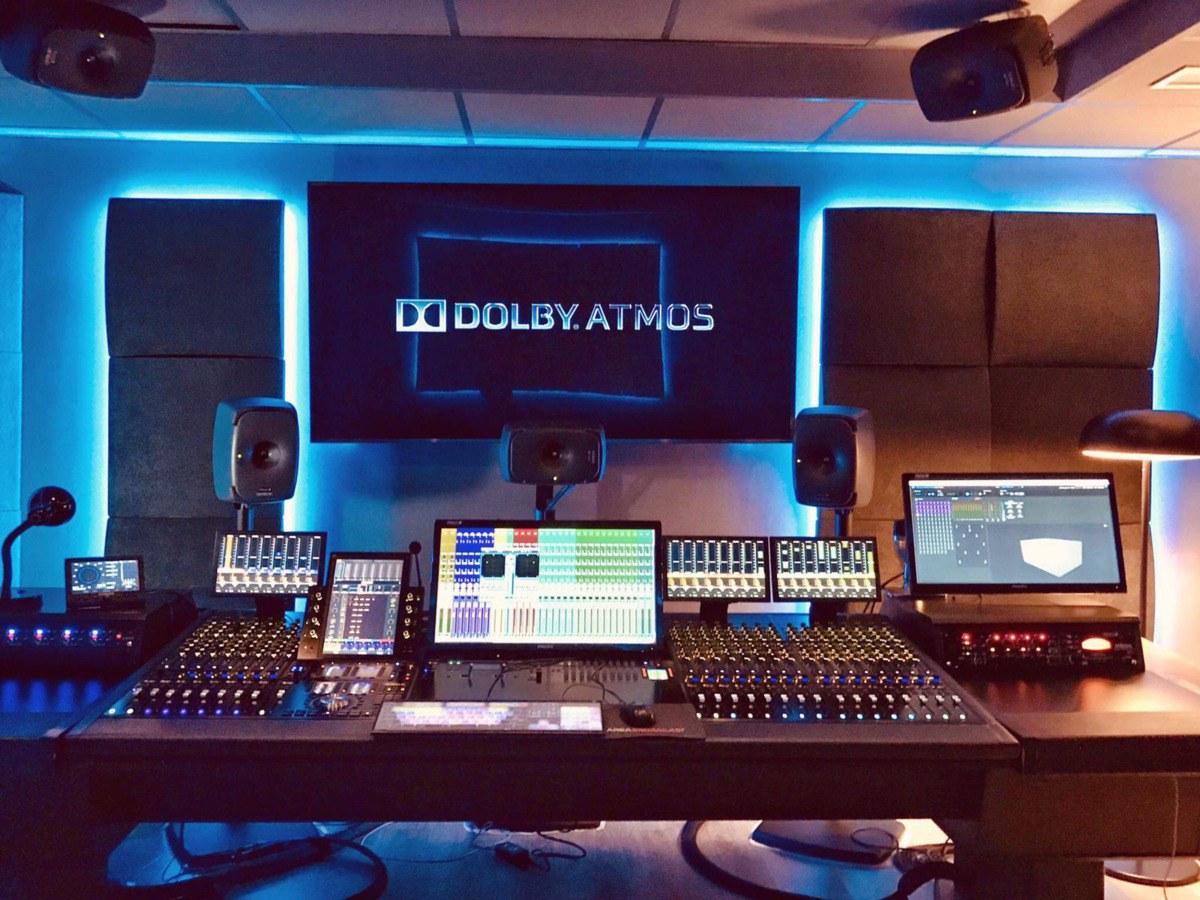 Estudios de postproducción audiovisual más avanzados con Genelec