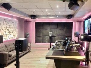centro de producción audiovisual