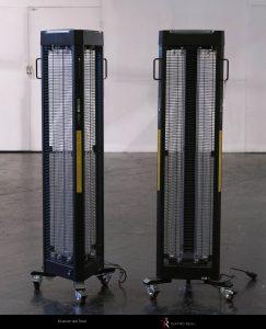 desinfección con tecnología de luz ultravioleta C II