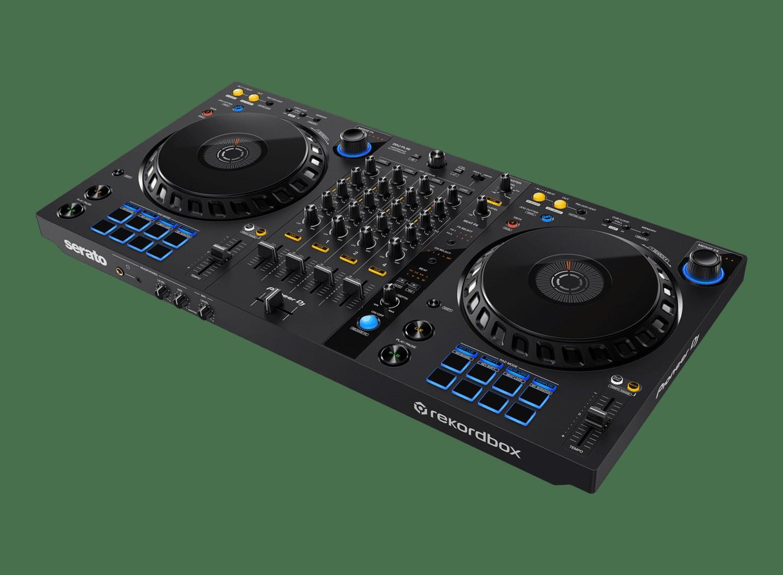 Controlador para DJ, DDJ-FLX6 de 4 canales para rekordbox