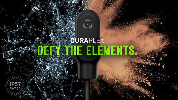 DuraPlex micrófono subminiatura omnidireccional resistente al agua