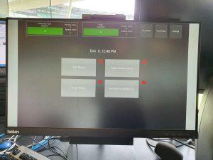 Procesador de sistema de audio 4REA4 de DiGiCo