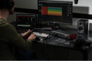 interfaces de audio USB de alta resolución serie US