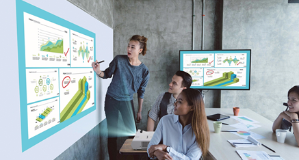 Panasonic Visual Systems Solutions integra las soluciones inalámbricas de presentación y comunicación para empresas, facilitando a los mercados y
