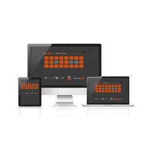 Conmutador de altavoces de 24 canales Grand Audition MKII de Palmer