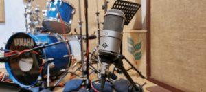 Micrófonos Sennheiser y Neumann