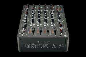 Mezclador DJ analógico de 4 canales MODEL 1.4 de PLAYdifferently