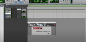 Ableton Live Rewire con Protools
