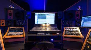 Mezcladores de sonido o sistema de mezclas