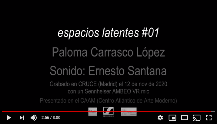 Micrófono Ambeo VR Mic de Sennheiser