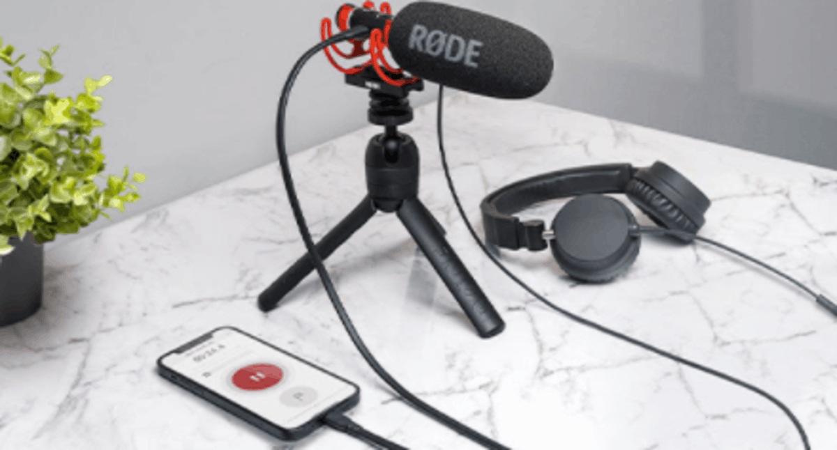 Micrófono RØDE Videomic NTG