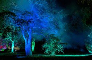 focos de iluminación profesional para exteriores Cameo