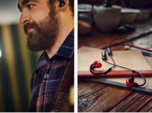auriculares in-ear Sennheiser IE 100 PRO Wireless con Bluetooth