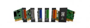 Procesador modular de señal digital configurable Xilica Solaro QR1