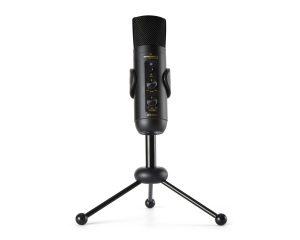 micrófono USB Podcast Mic MPM-4000U para podcasters, gamers y streamers