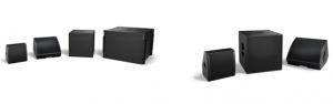 Altavoces multipropósito AMM de Bose Profesional