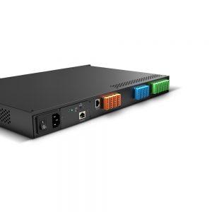 Procesadores de matriz DSP híbridos DSP ZONE X 1208 y ZONE X 1208 de LD Systems