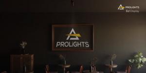 Recorte Led EclDisplay de Prolights