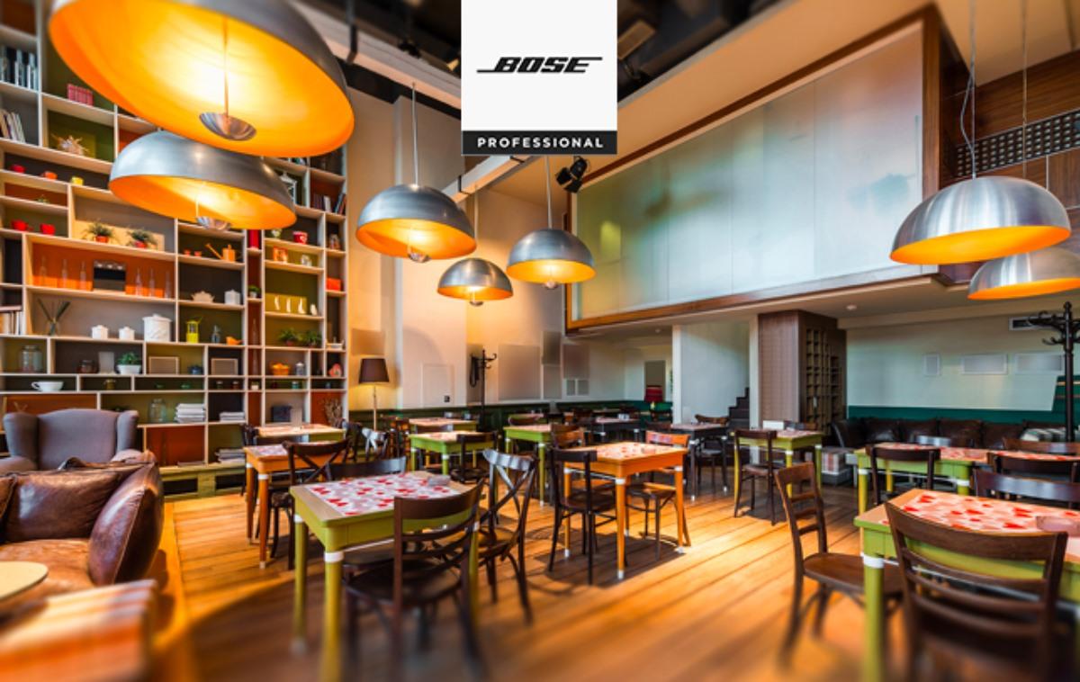 Altavoces para instalaciones comerciales de Bose Professional