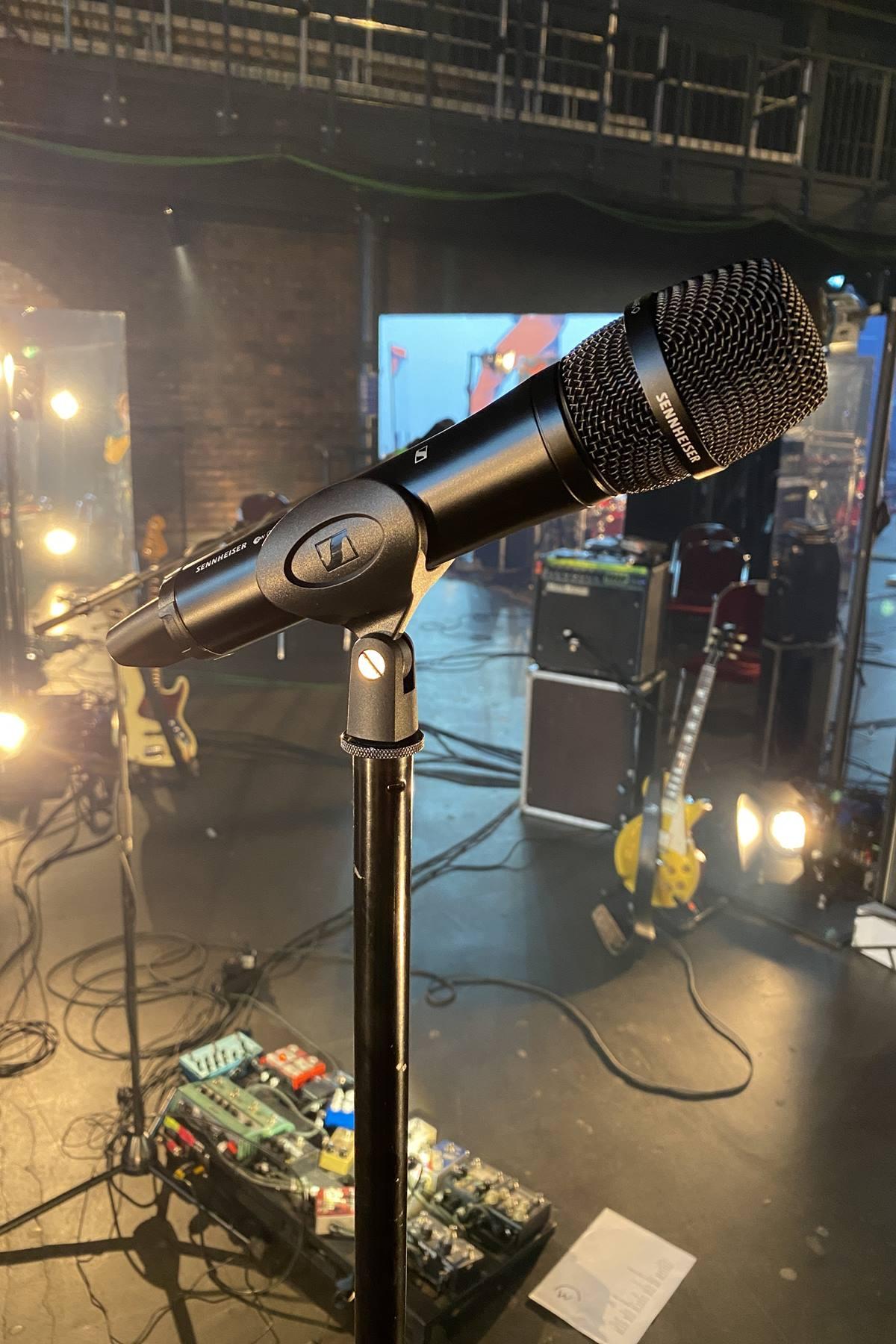 Micrófonos con cable y sistemas inalámbricos ew 500 G4 de Sennheiser