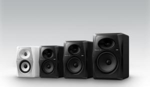 monitores activos de campo cercano de la serie VM de Pioneer DJ