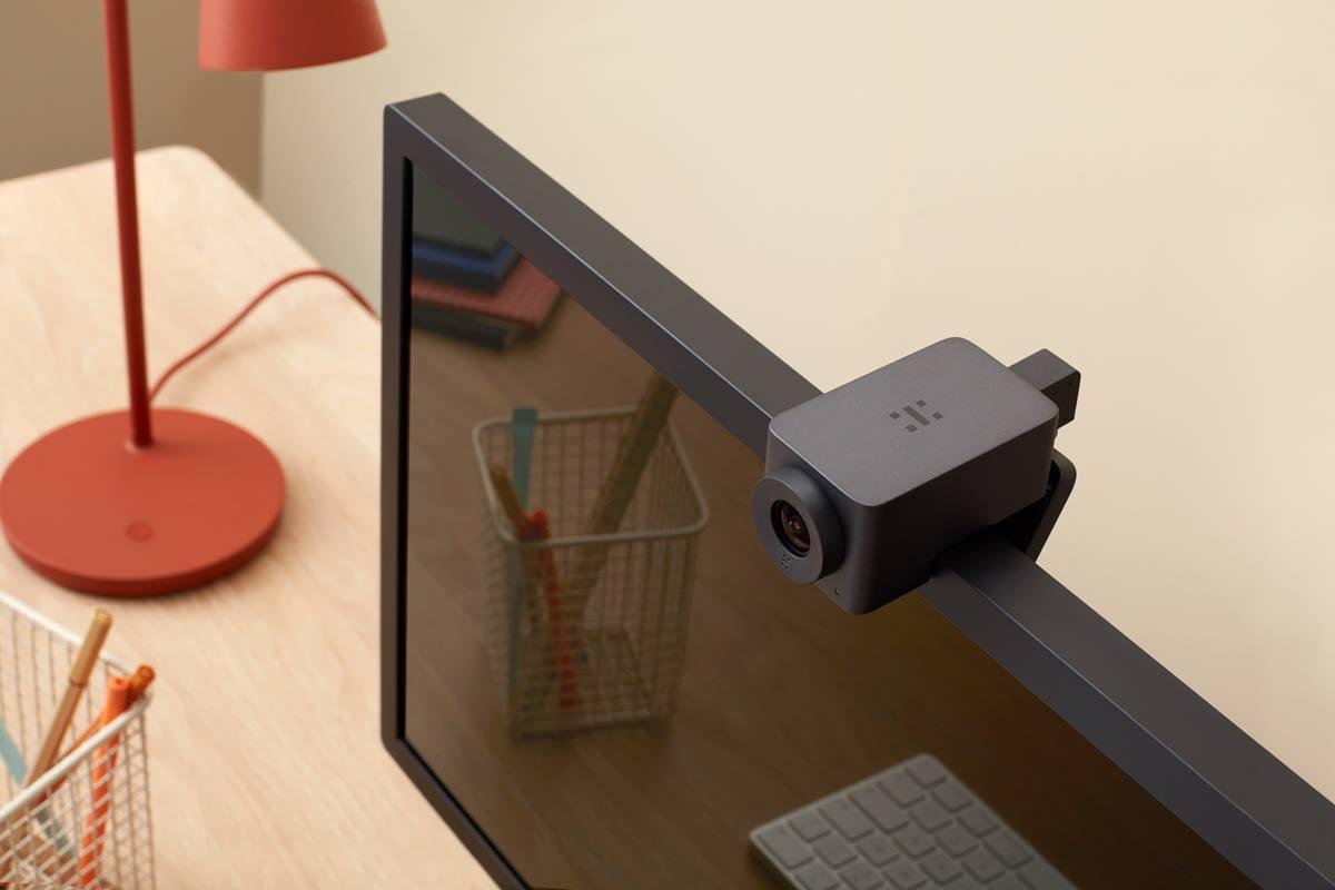 cámaras para salas de reuniones y videoconferencias