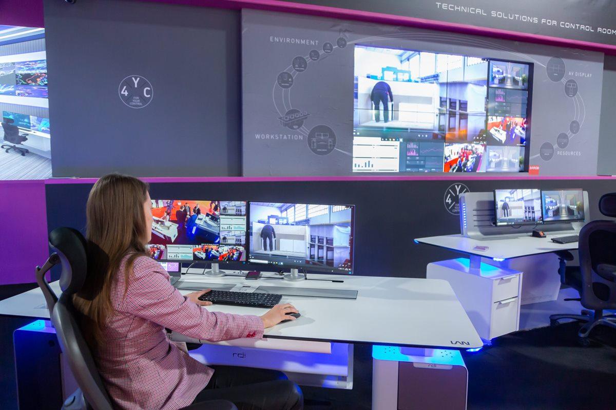AV Experience Zone en ISE Barcelona