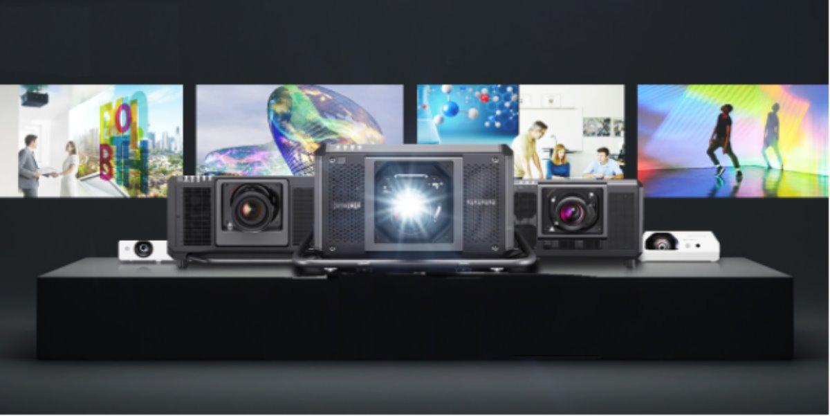 Vídeo Tutorial sobre cómo hacer un ajuste de blending básico horizontal utilizando dos proyectores DLP
