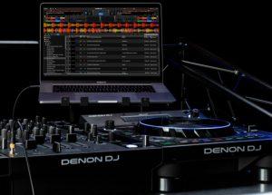 controlador DJ PROFESIONAL LC6000 PRIME de Denon DJ