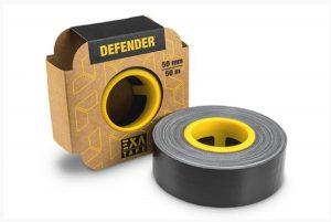 cinta adhesiva de tejido de alta calidad y desbobinador ERGO-Core