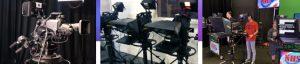 cámara de estudio AK-HC3900 de Panasonic para broadcasting y eventos