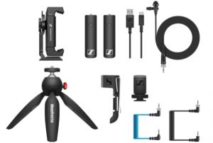 Kits de audio de Sennheiser para smartphone