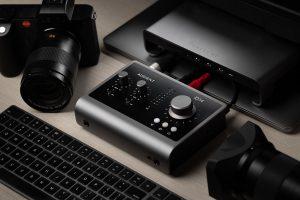 interfaz de audio iD14 (MKII) de Audient