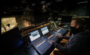 instalación de dos sistemas de mezcla digital Yamaha RIVAGE PM7
