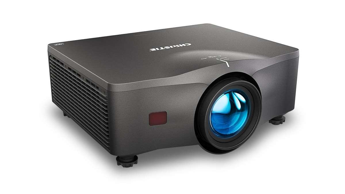 proyectores láser 1DLP® con lente de zoom fija Serie Inspire de Christie