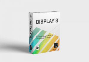 Versión Beta 2.0 del software DISPLAY 3