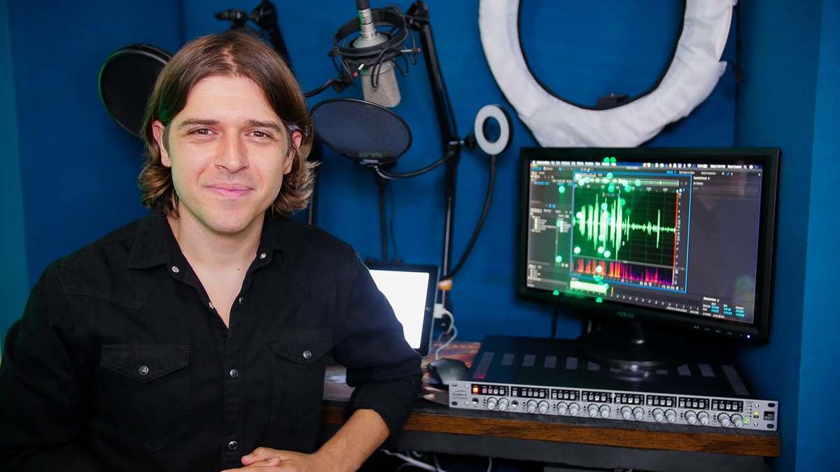 previo de micro Audient ASP880 y la interfaz EVO 4 nales de Audient ASP880 y la interfaz de audio EVO 4