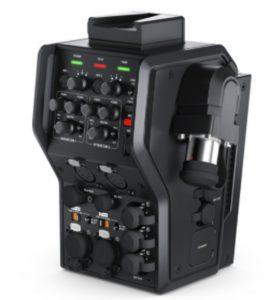 equipos audiovisuales para transmisiones en directo de Blackmagic Design