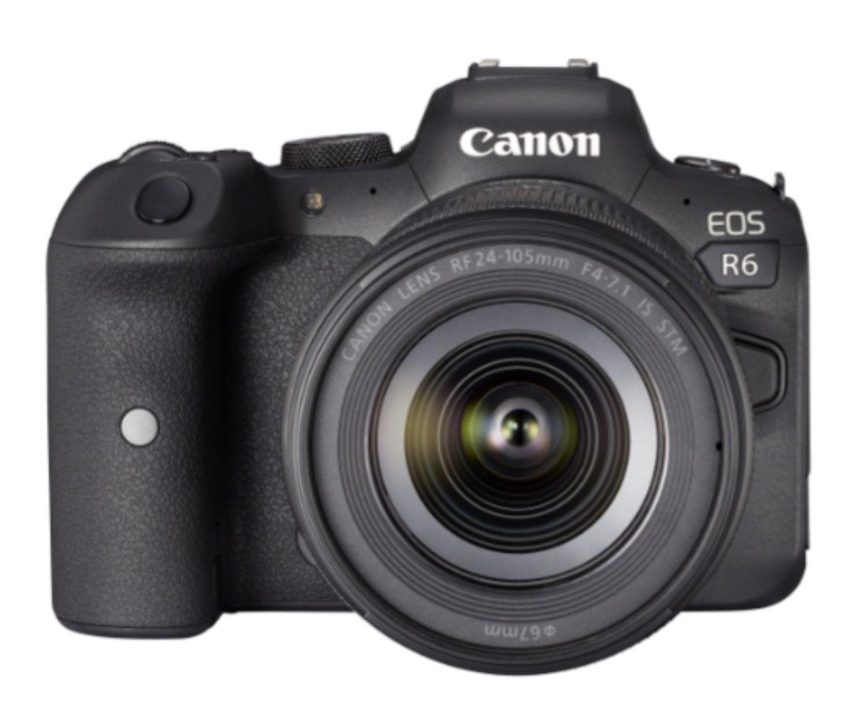 actualizaciones de firmware de Canon para las cámaras EOS
