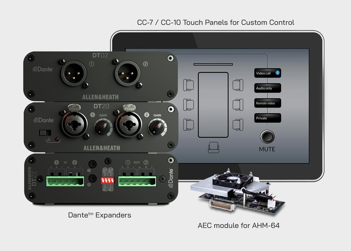 soluciones de audio profesional para la instalación